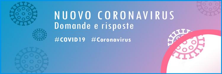 Coronavirus: informazioni e link