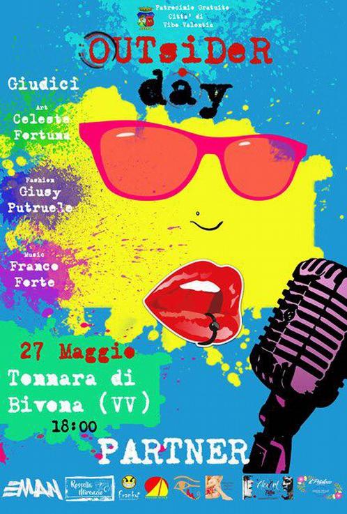 27 Maggio 2017 - Outsider day - Tonnara di Bivona ore 18:00