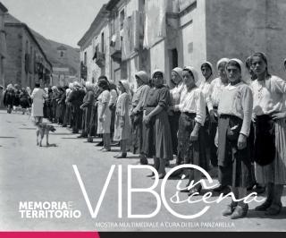 Vibo In Scena - Mostra Multimediale a Cura di Elia Panzarella